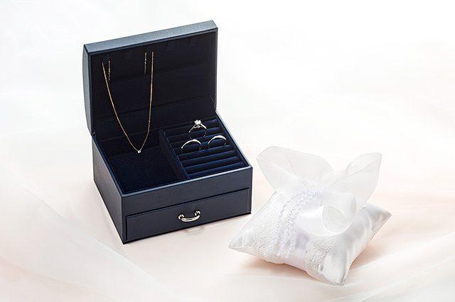 ダイヤモンドシライシの結婚指輪の成約特典